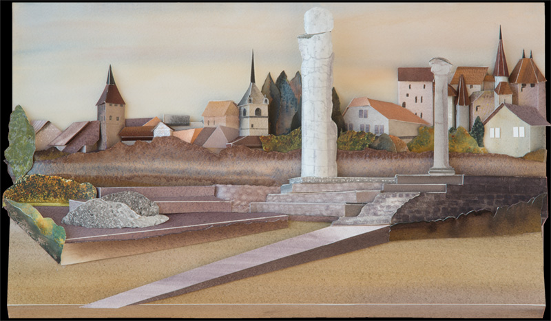 Aventicum or Avenches
